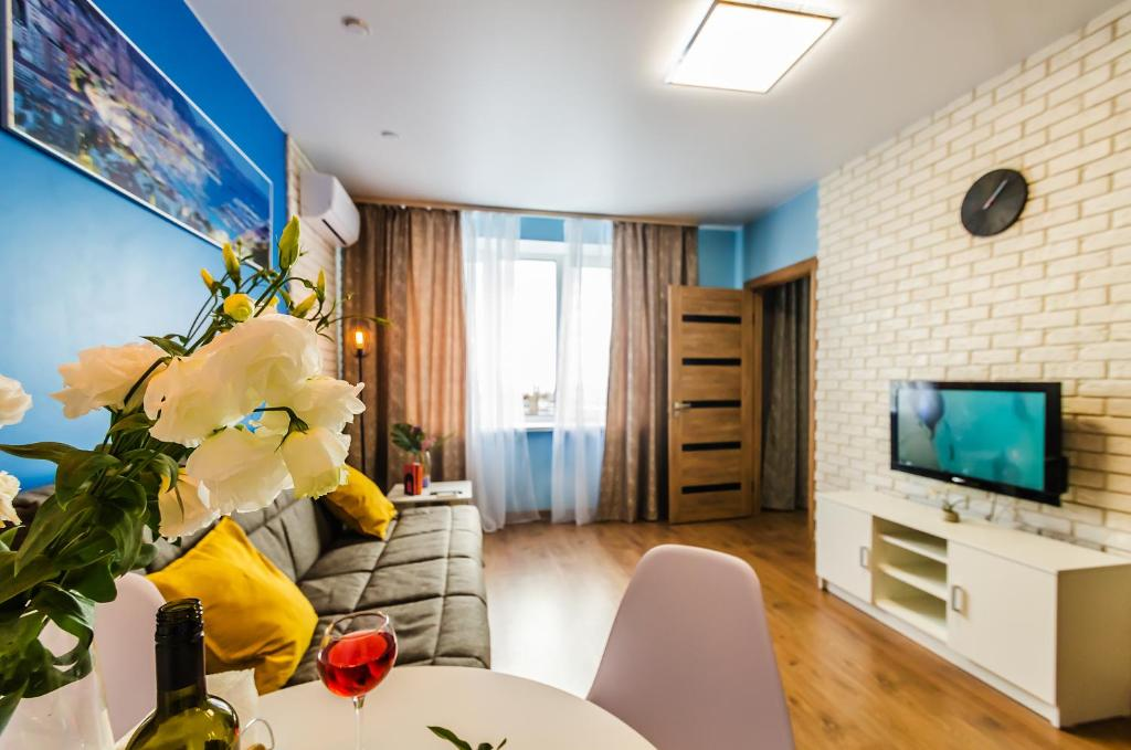 Апартаменты/квартира Апартаменты на Арцыбушевской #250 - отзывы Booking