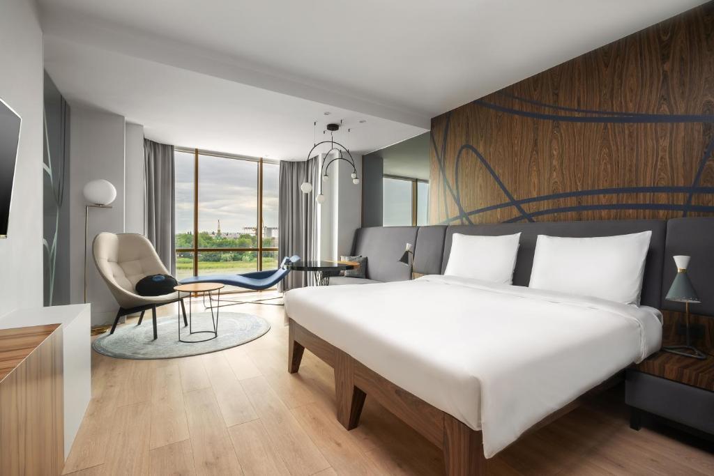 Отель  Radisson Blu Hotel Rostov-on-Don  - отзывы Booking