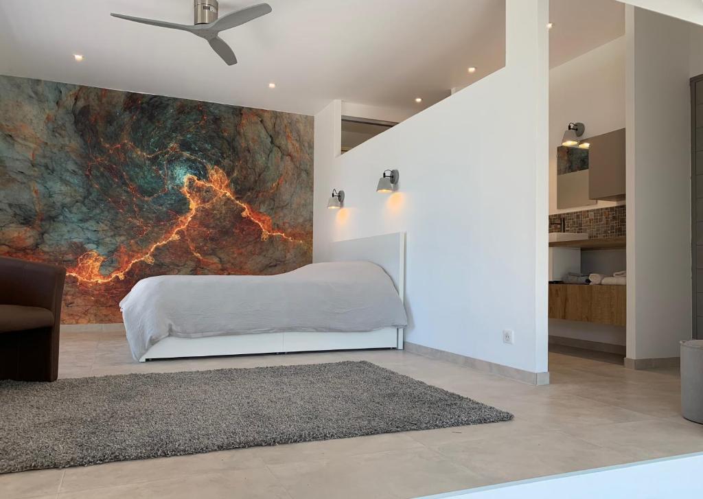 Апартаменты/квартиры  La Balma - 4 Appartements avec Jardin en Maison Passive de plain pied à Fréjus-Saint-Raphael  - отзывы Booking