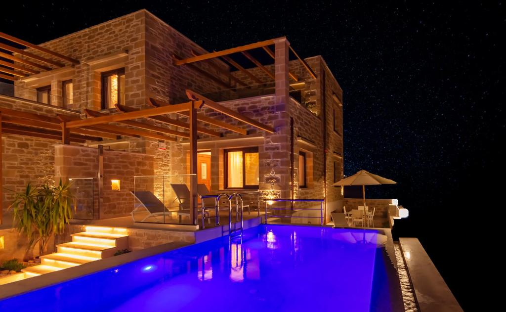 Вилла  Athinais villa  - отзывы Booking