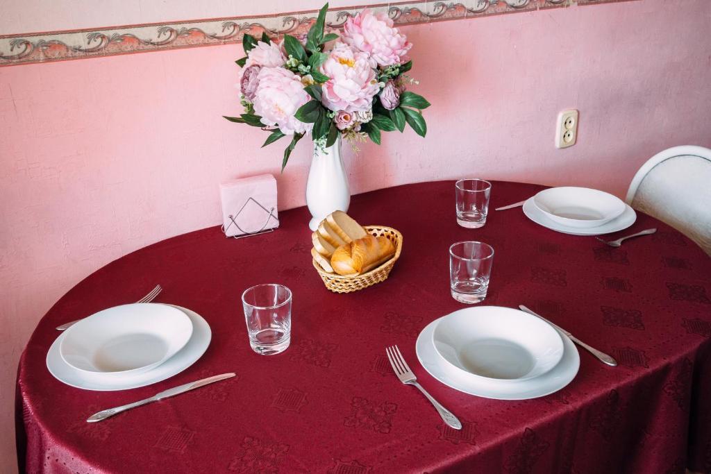 Апартаменты/квартира Уютный Дом, 2-комнатная квартира - отзывы Booking