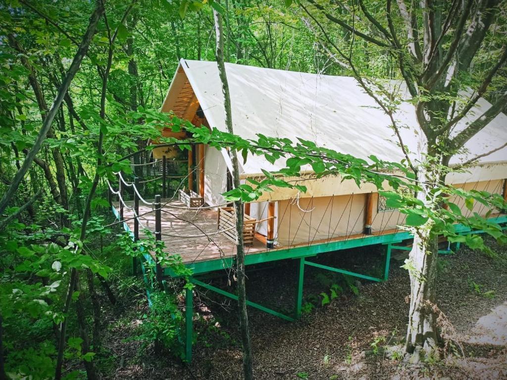 Люкс-шатер  Эко-резиденции Люкс-шатер