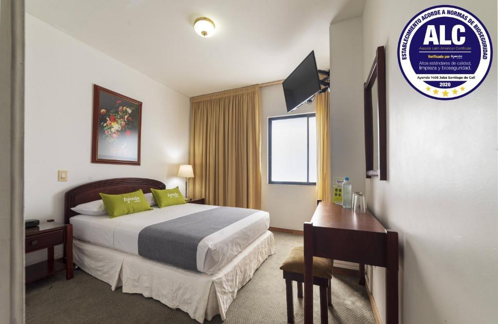 Отель Ayenda 1408 Hotel Santiago de Cali - отзывы Booking