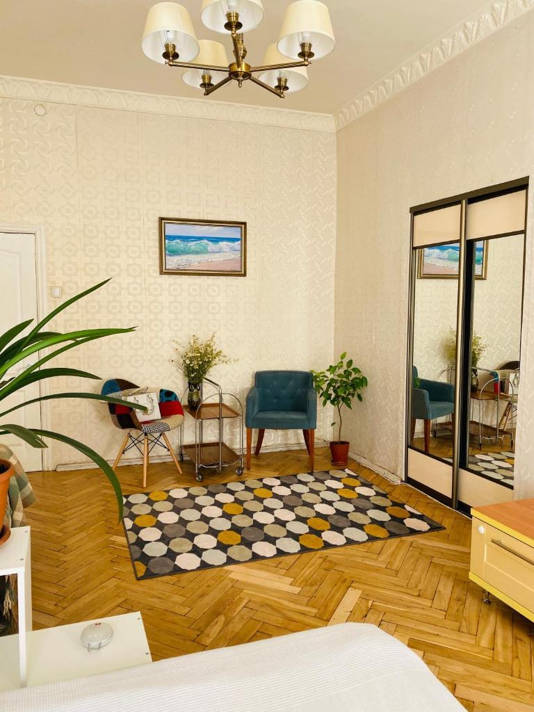 Апартаменты/квартира Апартаменты на Коломенской