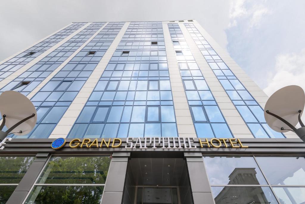Апартаменты/квартира Апартаменты Grand Sapphire Hotel - отзывы Booking