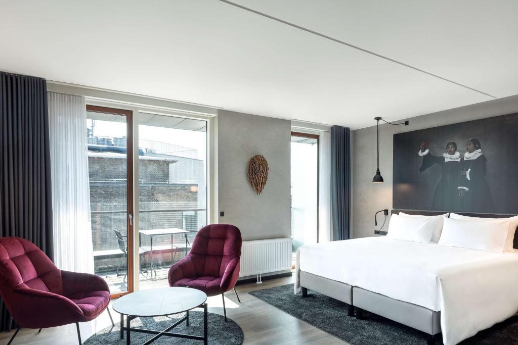 Отель Отель Radisson RED Aarhus
