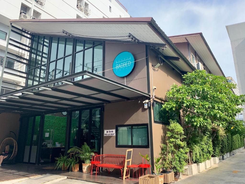 Отель  BADBED Hotel Bangkok  - отзывы Booking