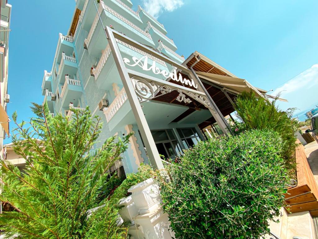 Отель Hotel Abedini - отзывы Booking