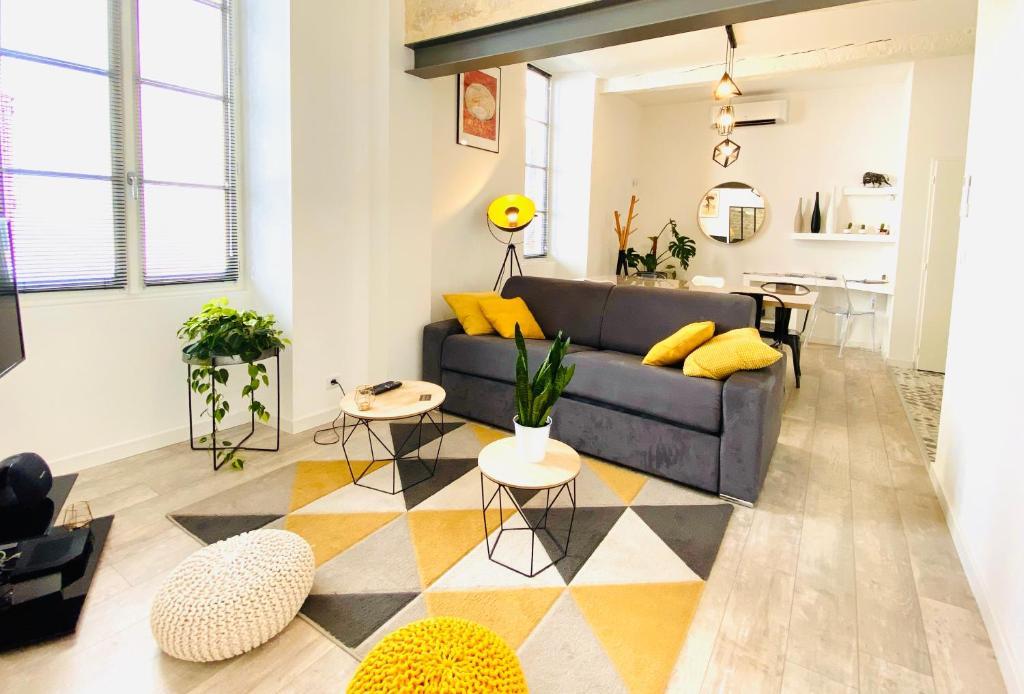 Апартаменты/квартира  Feel@Home Nemausus « Le 4 »  - отзывы Booking