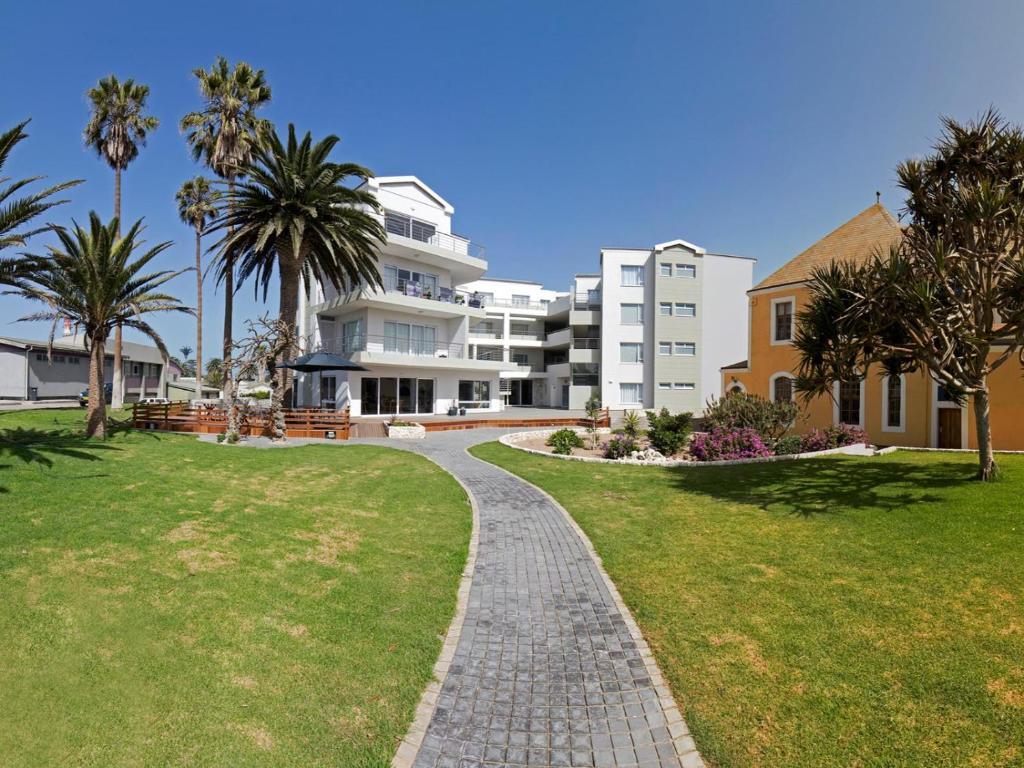 Отель  Atlantic Garden Boutique Hotel  - отзывы Booking