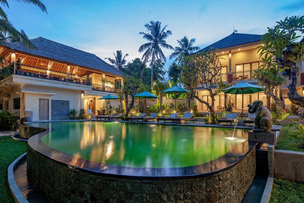 Отель The Kalyana Ubud Resort