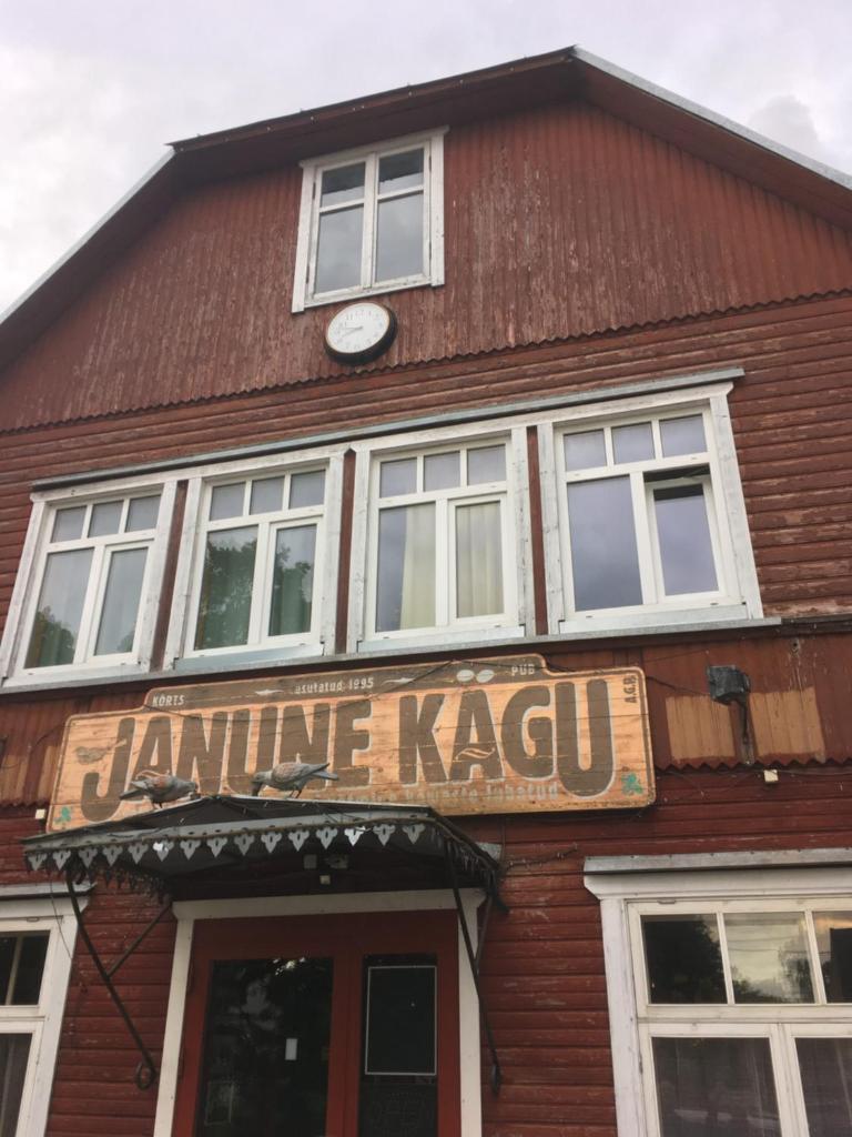 Хостел  Janune Kägu  - отзывы Booking