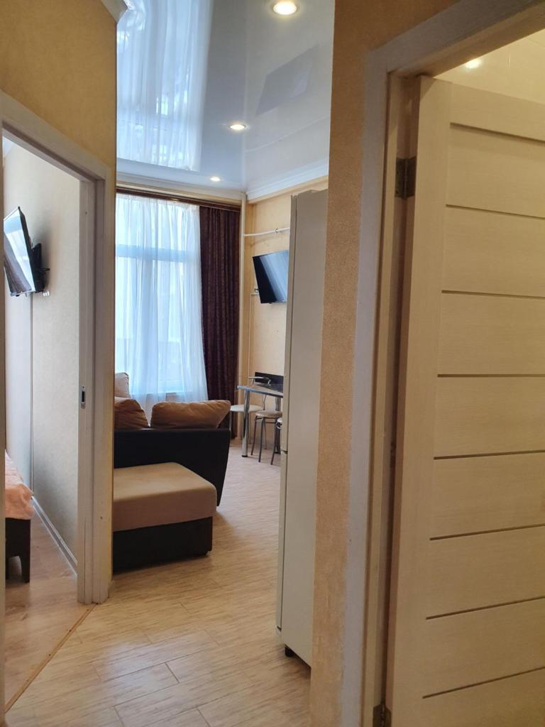 Апартаменты/квартира Apartment on Krymskaya - отзывы Booking