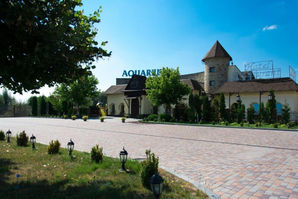 Отель  Отель  Aquarius
