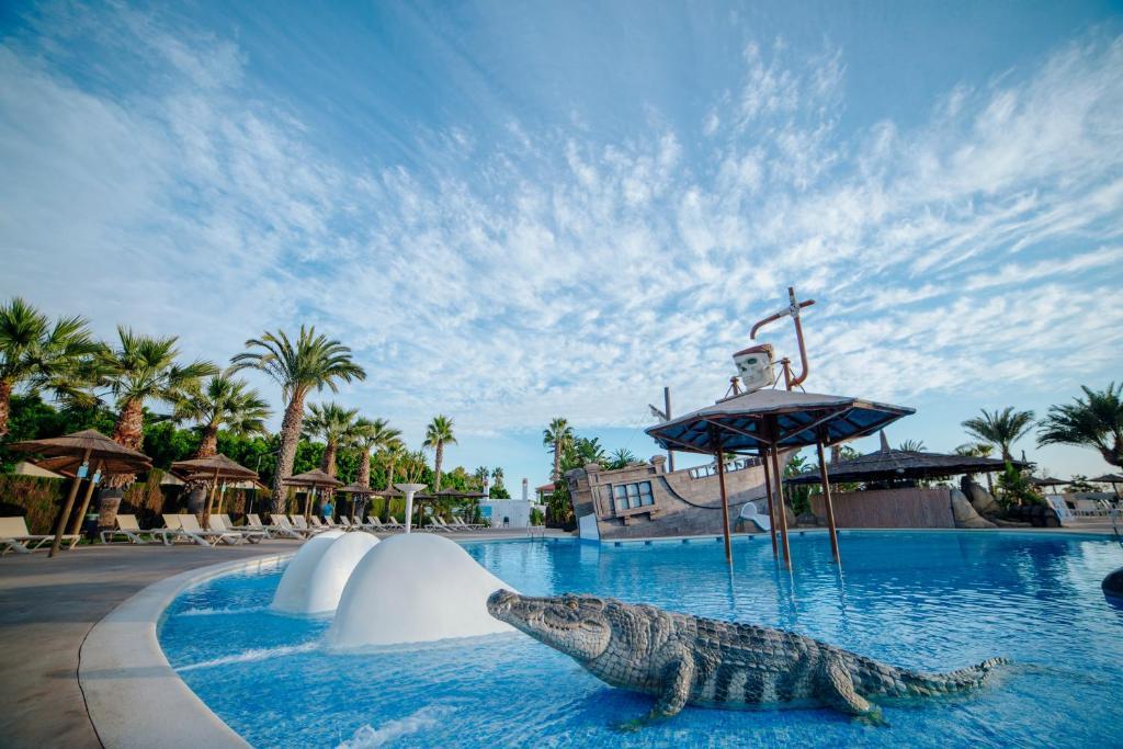 Курортный отель Alannia Guardamar - отзывы Booking
