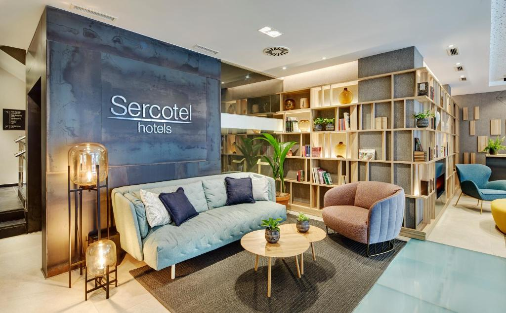 Отель  Отель  Sercotel Ayala