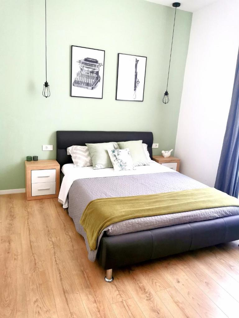 Апартаменты/квартиры City park Apartments - отзывы Booking