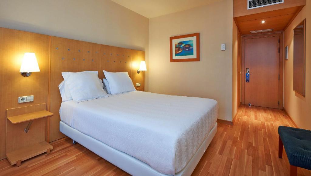 Отель Sercotel Porta Barcelona - отзывы Booking