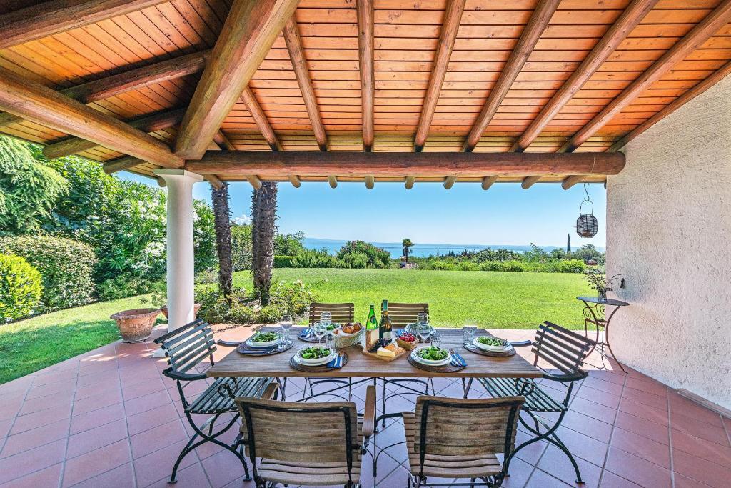 Вилла  Villa Cristina  - отзывы Booking