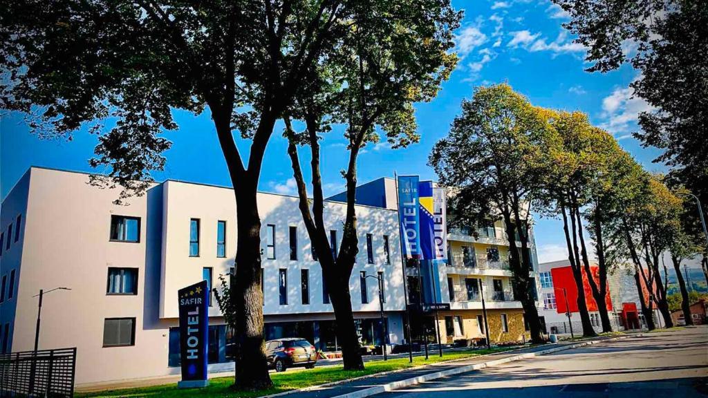 Отель Hotel Safir - отзывы Booking