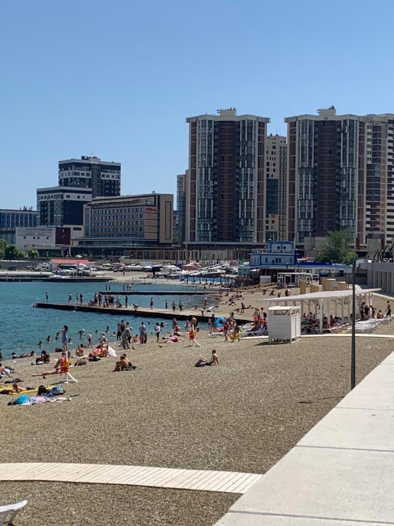 Апартаменты/квартира ЖК Резиденция с видом на море - отзывы Booking