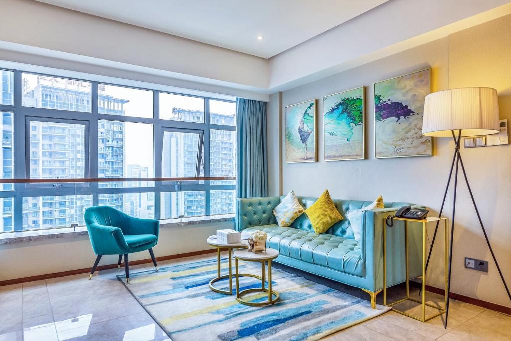 Апарт-отель Lifeway Suites (Chunxi Road Taikoo Li)