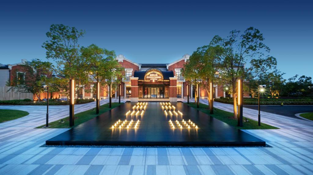 Отель  Отель  Melia Shanghai Parkside