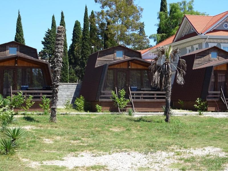 Мини-гостиница Gudauta Kottedzhny Kompleks - отзывы Booking