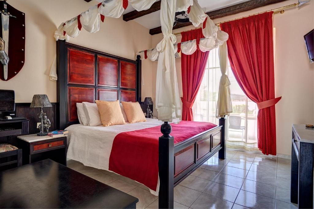 Отель  Castello Di Cavallieri Suites & Spa - Только для взрослых  - отзывы Booking