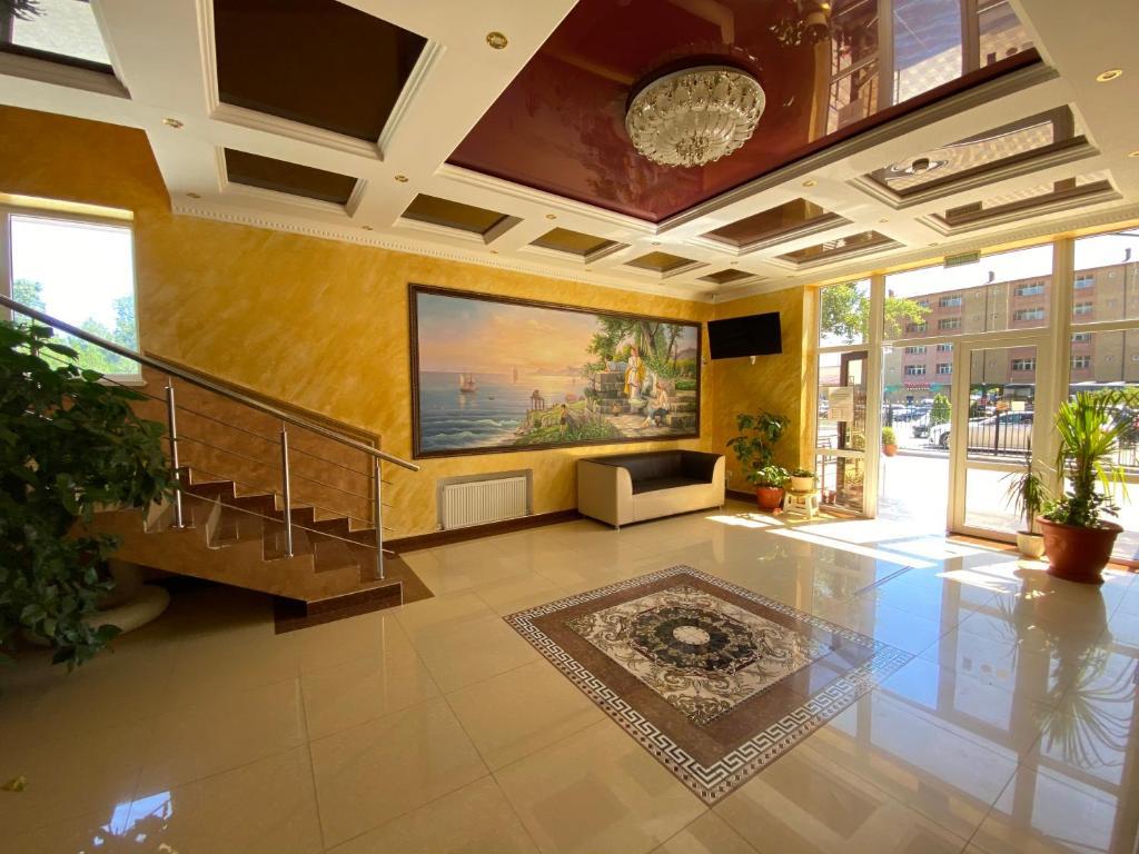 Отель Отель Шарм - отзывы Booking