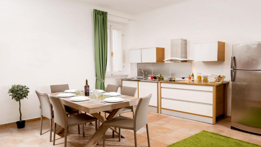 Апартаменты/квартиры MyApARTsuite Colosseo - отзывы Booking