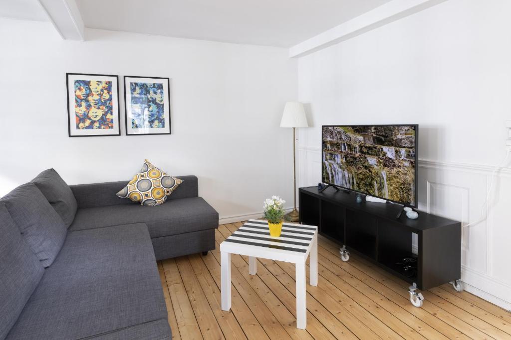 Апартаменты/квартира  Adnana - Apartment Suite 3 Aalborg Center