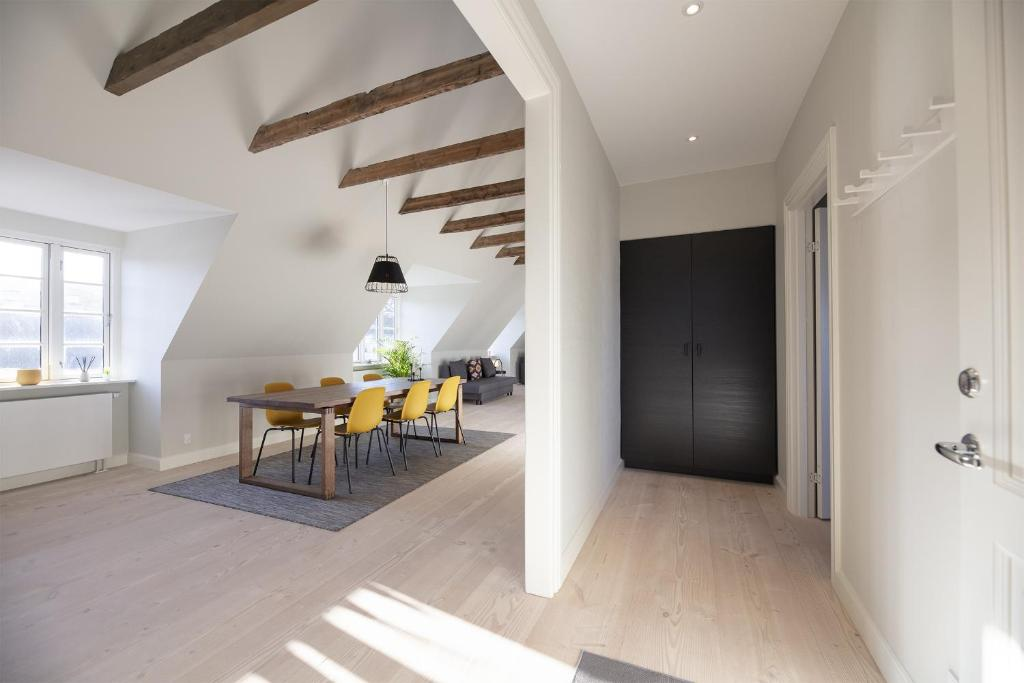 Апартаменты/квартира  Adnana - 3 Bedroom - Modern Living Apartment - Aalborg Center