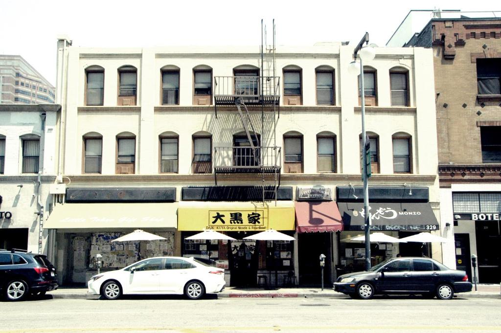 Отель  Little Tokyo Hotel  - отзывы Booking