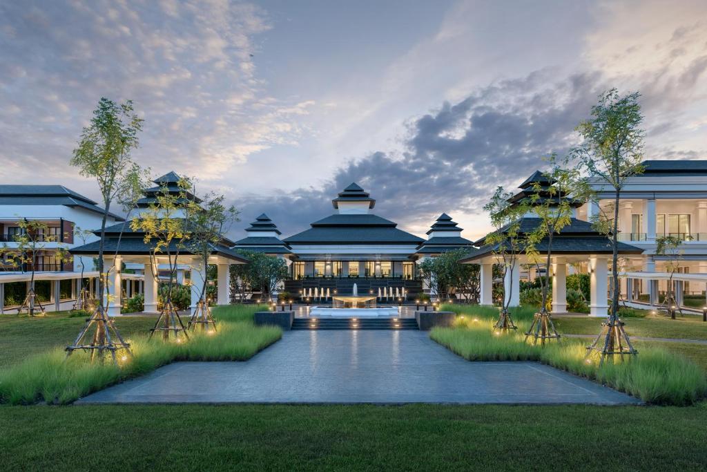 Отель  Chainarai Riverside Recreation Centre  - отзывы Booking