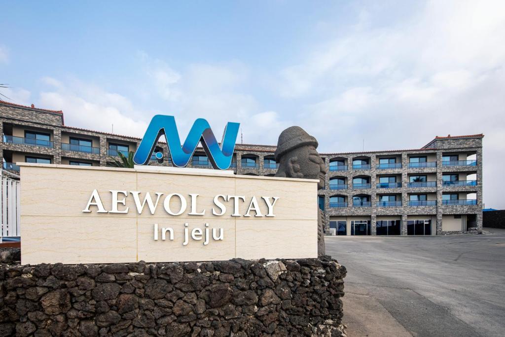 Апарт-отель  Aewol Stay in Jeju Hotel&Resort  - отзывы Booking