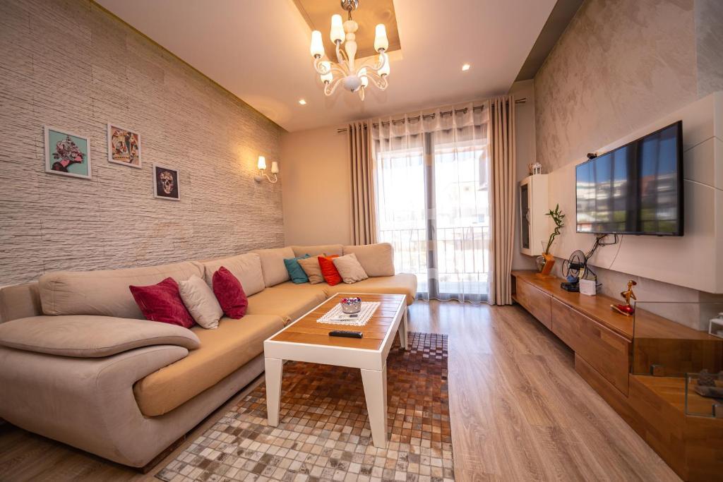 Апартаменты/квартира Luxury Apartment - отзывы Booking