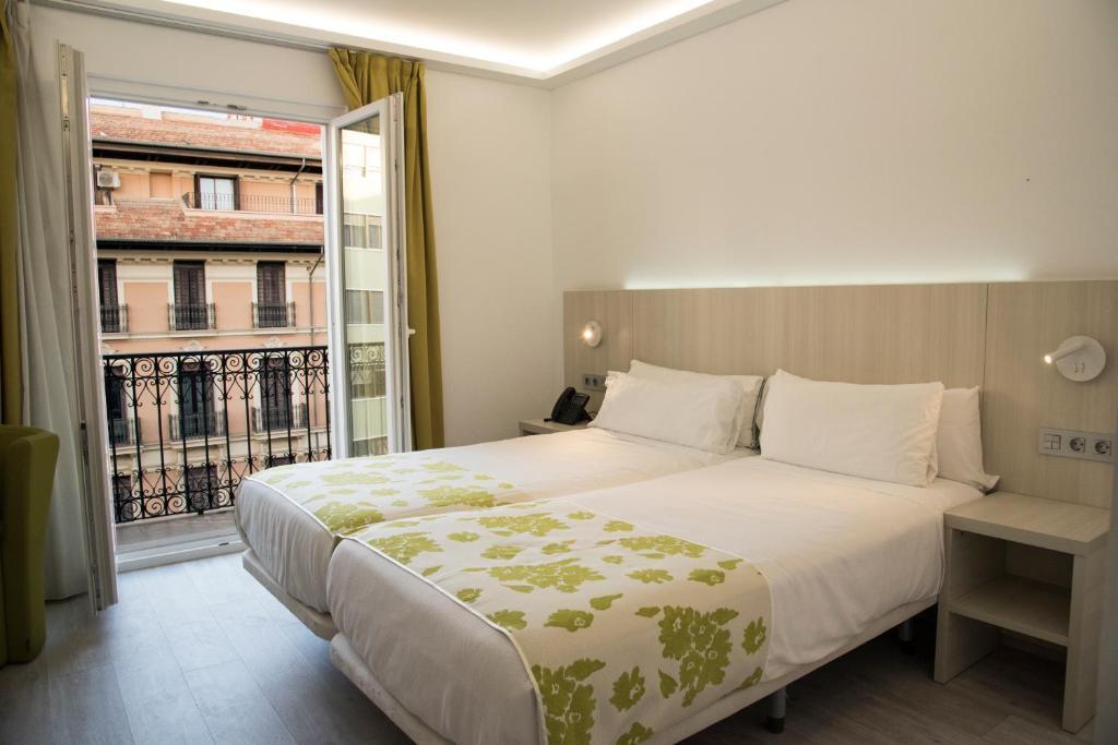 Отель  Отель  Hotel Rambla Alicante Contactless