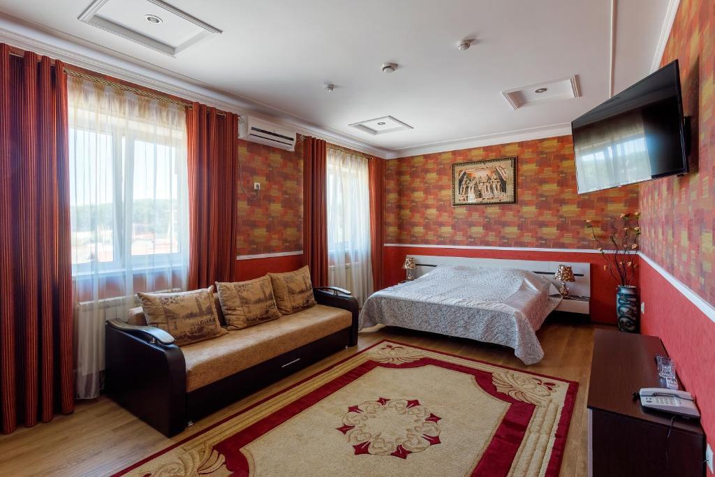 Отель Отель Гостиница Титовский Бор
