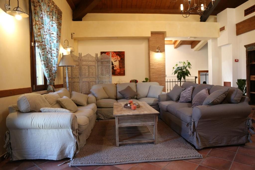 Гостевой дом Гостевой дом La Puraza Comfort Rooms