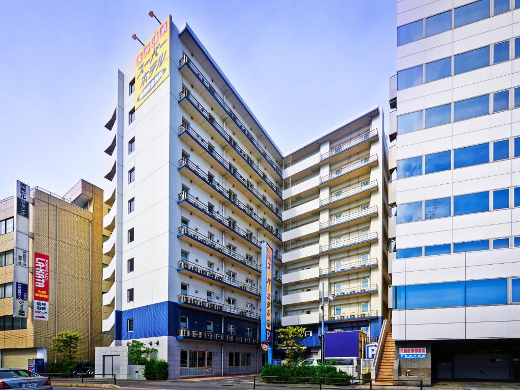 Отель  Super Hotel Saitama Omiya West  - отзывы Booking