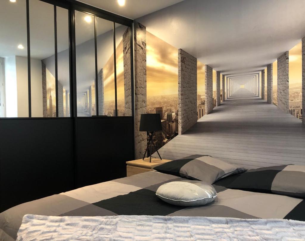 Апартаменты/квартира  Nid douillet plateau de LAGNY  - отзывы Booking