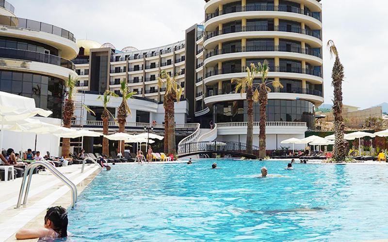Отель  Terma City Hotel  - отзывы Booking