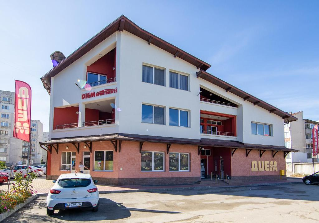 Апартаменты/квартиры  Apartments DIEM  - отзывы Booking