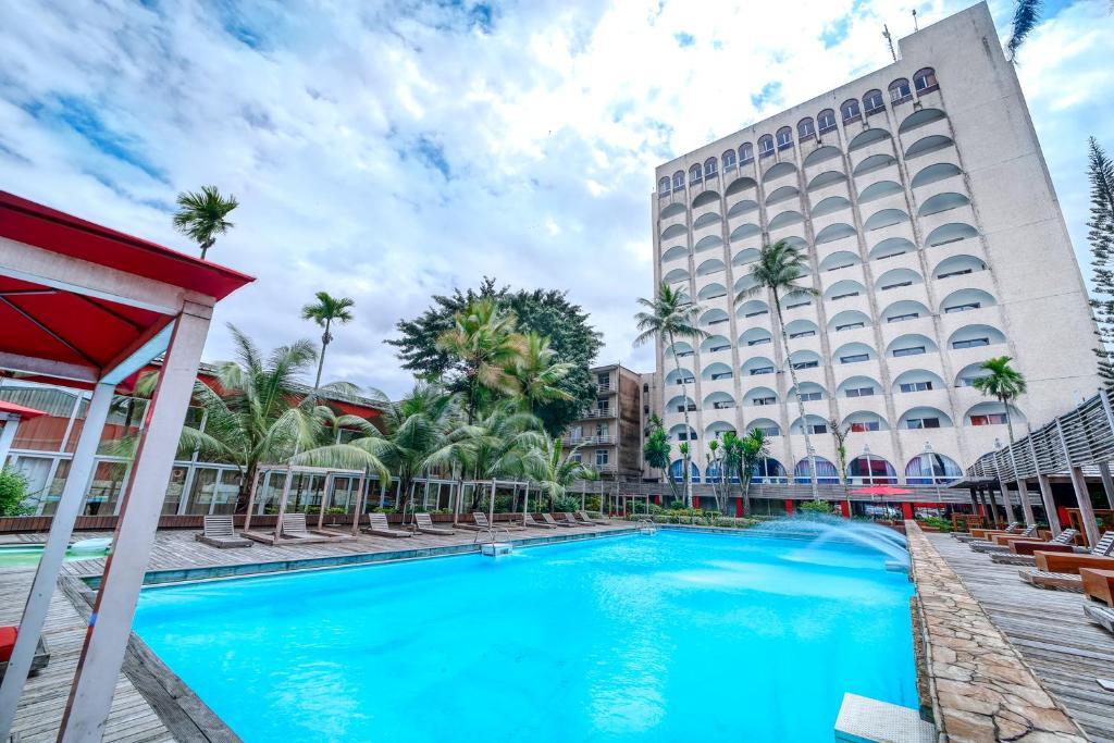 Отель  Отель  AKWA PALACE Douala