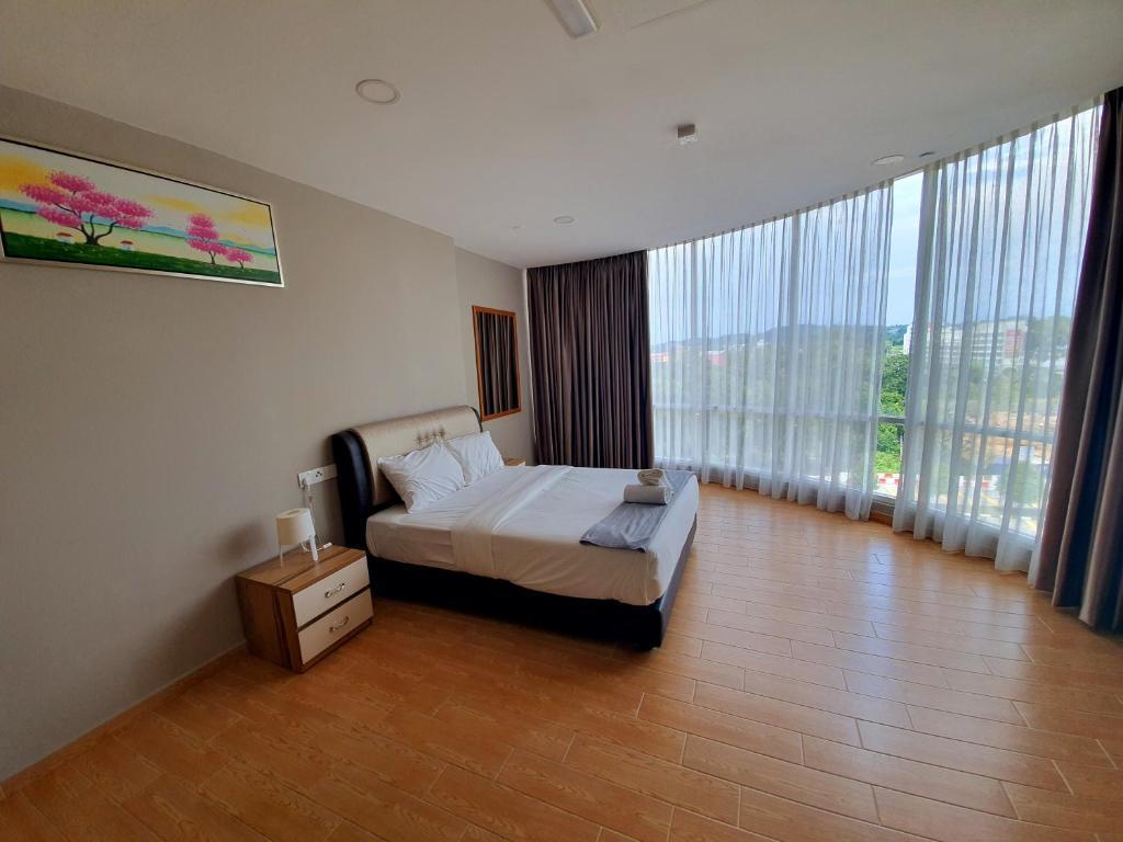 Отель Отель Bangi Perdana Hotel