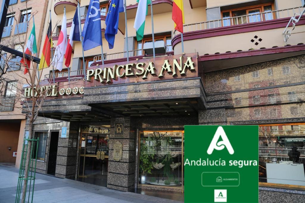 Отель Отель Princesa Ana
