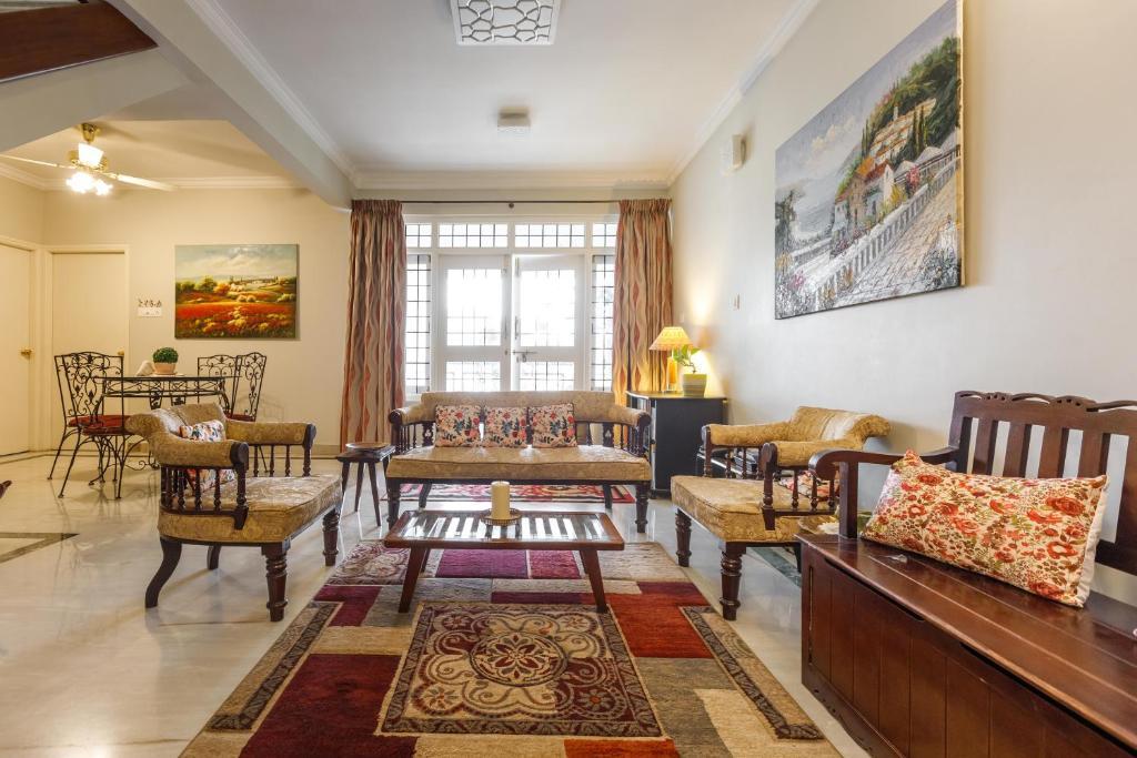 Апартаменты/квартира  The Onyx Penthouse - A Self Serviced Residence