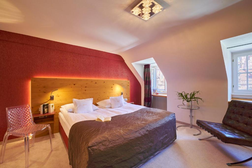 Отель Hotel Oberkirch am Münsterplatz - отзывы Booking