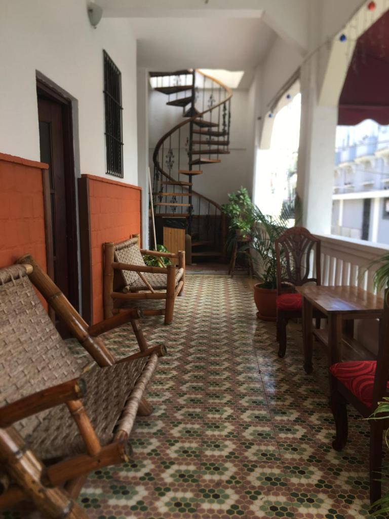 Гостевой дом  Hotel Arcoiris Colonial